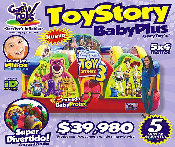 toystory baby plus